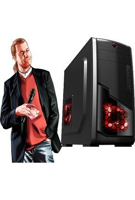 Avantron AMD2210 AMD Ryzen 3 2200G 16GB 1TB GTX1050Ti Freedos Masaüstü Bilgisayar