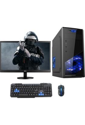 Avantron AMD101 AMD Ryzen 3 2200G 8GB 500GB GT1030 Freedos Masaüstü Bilgisayar