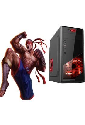 Avantron AMD2403 AMD Ryzen 5 2400G 8GB 1TB + 120GB SSD GTX1060 Freedos Masaüstü Bilgisayar