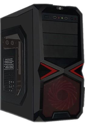 Avantron B2344 Intel Core i3 2100 8GB 500GB + 120GB SSD GT1030 Freedos Masaüstü Bilgisayar