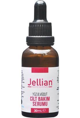 Jellian Cosmetic Yüz Vücut Çatlak Serumu