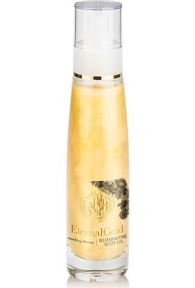 Organique Eternal Gold Aydınlatıcı Kuru Vücut Yağı - 100 ml
