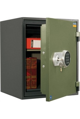Valberg FRS 51 Yangın Sertifikalı Kasa Elektronik ve Anahtarlı