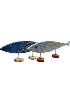 Le Atölye Balıklar Masif Aksesuar