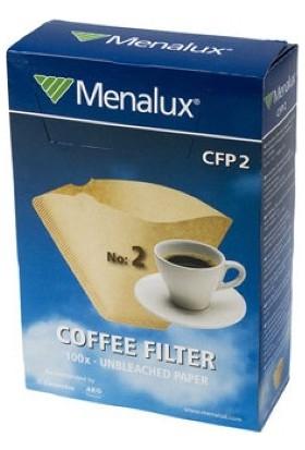 Menalüx Kahve Makinesi Filtresi 1 x 2 - 100 Adet