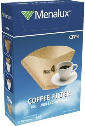 Menalüx Kahve Makinesi Filtresi 1 x 4 - 100 Adet