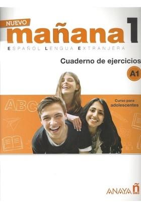 Nuevo Mañana 1 A1 Cuaderno De Ejercicios - Milagros Bodas