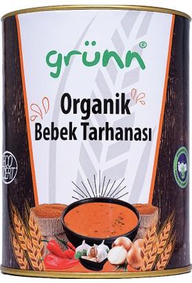 Grünn Organik Bebek Tarhanası 400 gr