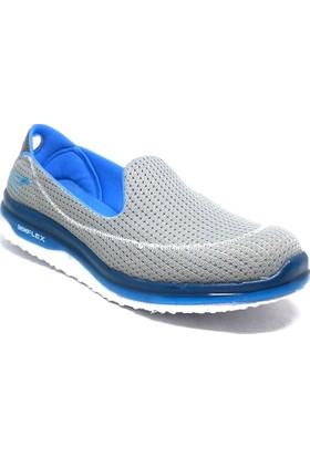 155-254201 Kadın Ayakkabı Gri
