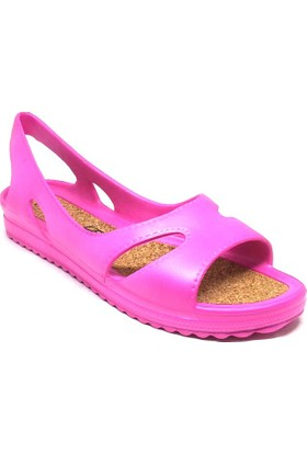155-M1903 Kadın Sandalet Fuşya