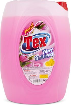 Tex Yüzey Temizleyici Floral
