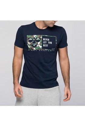 Hummel Erkek Tshirt Endy T09825-7480
