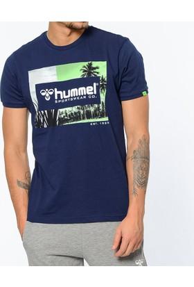 Hummel Erkek Tshirt Palmy T09827-7480