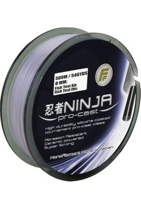 Lineaeffe Nınja Pro Cast 250Mt Grey