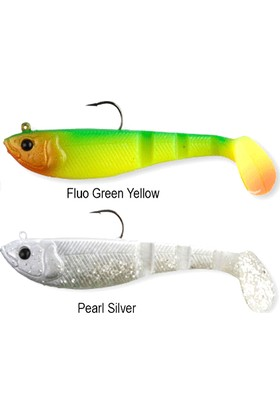 Savage Gear Soft 4Play Shad 8.5 cm 12 gr 3 Adet Suni Yem