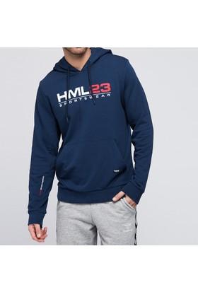 Hummel Erkek Hoodie Vanor T37564-7480