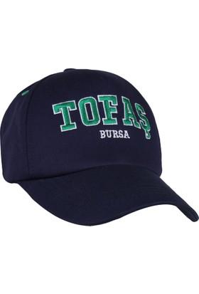 Tofaş Mavi Şapka Klasik Şapka