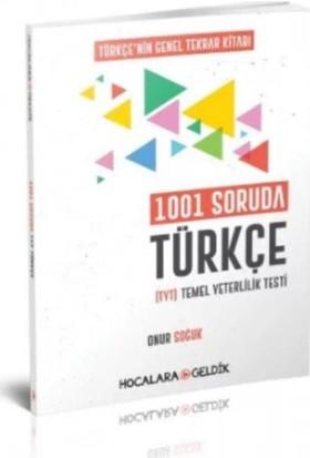 Hocalara Geldik Tyt 1001 Soruda Türkçe - Onur Soğuk