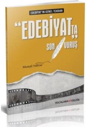 Hocalara Geldik Edebiyatta Son Vuruş - Mustafa Yıldırım