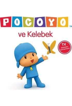 Pocoyo Hikaye Kitabı 1 Pocoyo Ve Kelebek