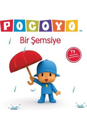 Pocoyo Hikaye Kitabı 2 Pocoyo Bir Şemsiye