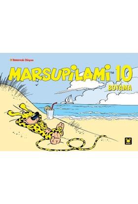 Marsupilami Boyama Kitabı 10