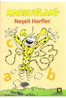 Marsupilami Neşeli Harfler Faaliyet Kitabı