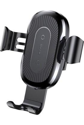Baseus Car Mount Araç Telefon Tutucu & Wireless Şarj Cihazı Wxyl 01