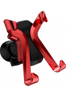 Baseus X Air Vent Car Araç İçi Telefon Tutucu 360 Döner Başlıklı Sutpx 09