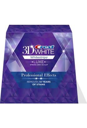 Crest whitestrips Professional effects Diş beyazlatıcı 40 adet