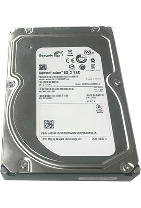 Seagate 3 Tb Hdd ST3300651NS 7200 Rpm 64Mb