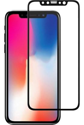 Splat Apple iPhone X 3D Kavisli Temperli Ekran Koruyucu