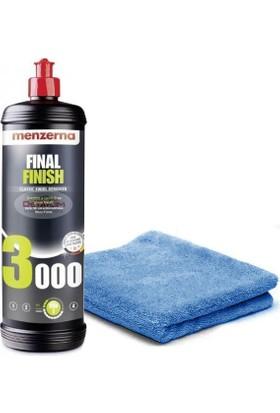Menzerna Final Finish 3000 - Hare Giderici Cila 1 Lt.