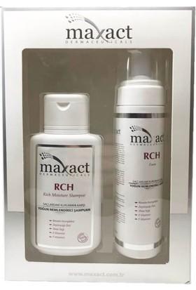 Maxact RCH Shampoo 250ml & RCH Foam 200ml Kofre