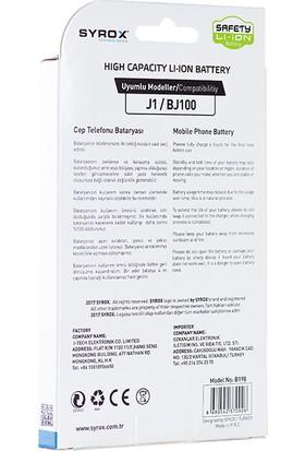 Syrox Samsung J1 Batarya SYX-B198