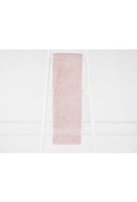Madame Coco Bambu Havlu - Pudra 70x140 cm