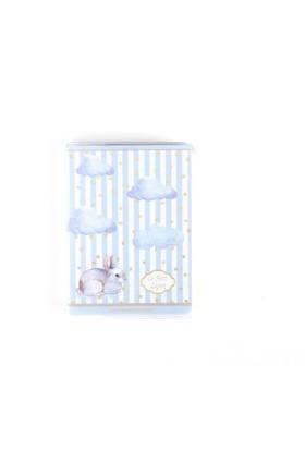 Madame Coco PVC Kapaklı Cep Defteri - Açık Mavi