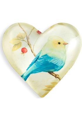 Madame Coco Buzdolabı Magneti - Kuş