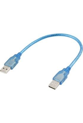 Azemax 30 Cm Usb 2.0 Erkek/Erkek Kablo