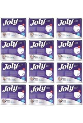 Joly Emici Külot 120 Adet Medium Orta