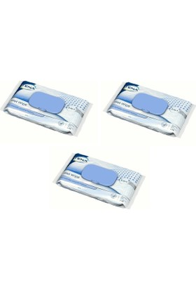 Tena Vücut Temizleme Havlusu 48'lik 3 Paket