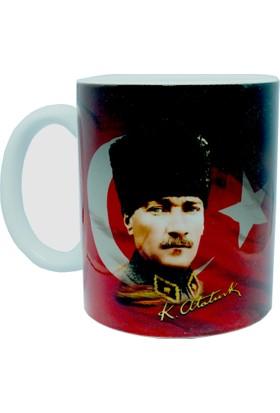 Myros Atatürk Temalı Kupa