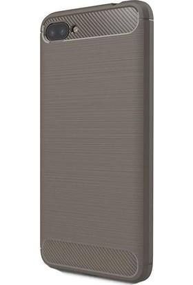 Kny Asus Zenfone 4 Max ZC554KL Kılıf Ultra Korumalı Room Silikon+Cam Ekran Koruyucu
