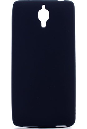 Kny Xiaomi Mi 4 Kılıf Ultra İnce Mat Silikon+Cam Ekran Koruyucu