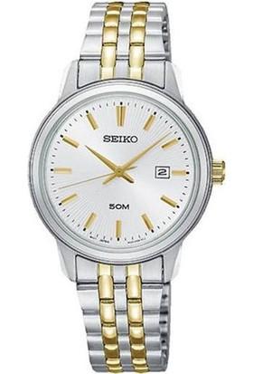 Seiko Sur661P Klasik Takvimli Kadın Kol Saati