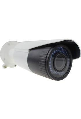 Haıkon DS-2CD1641FWD-IZ 4.0 MP 2688x1520 20 Fps 2.8 - 12 mm Motorize IR Bullet IP Kamera