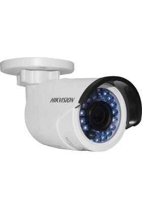 Haıkon DS-2CE16C0T-IRF 1.0 MP TVI/AHD /CVI/CVBS 720P HD TVI 4 in 1 IR Bullet Kamera