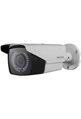 Haıkon DS-2CE16C0T-VFIR3F 1.0 MP 2.8-12 mm Vari-focal 720p HD TVI 4 in 1 IR Bullet Kamera