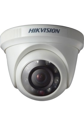 Haıkon DS-2CE56D0T-IRPF 2.0 MP 1080P HD TVI 4 in 1 IR Dome Kamera