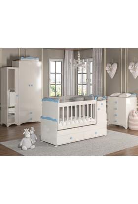 Patiko Babysun Luks Bebek Odası 3 Kapılı ( Gece Lambalı)
